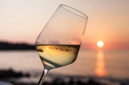 Cheers at dusk